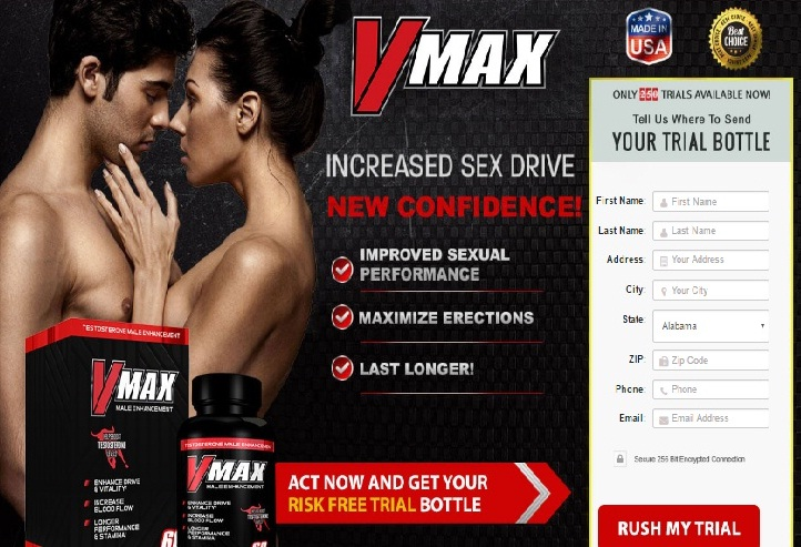 Vmax Male Enhancement
