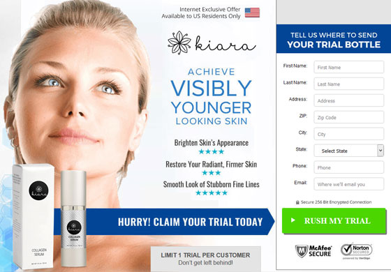 Kiara Collagen Serum