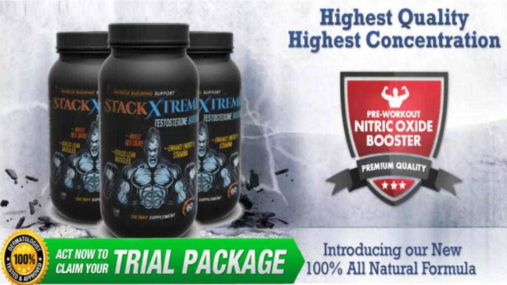 Stack Xtreme Trial Pack