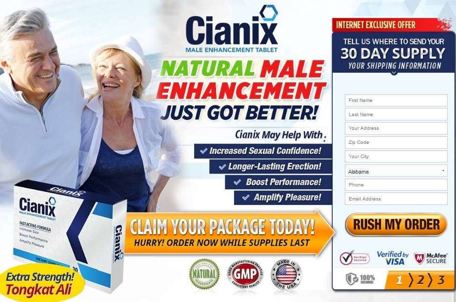 Cianix Male-Enhancement