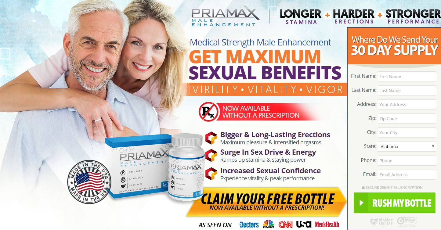 Priamax Male Enhancement