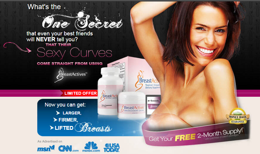 Breast Actives Trial