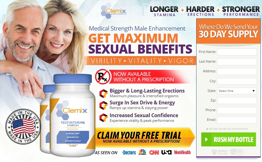 Clemix Male Enhancement