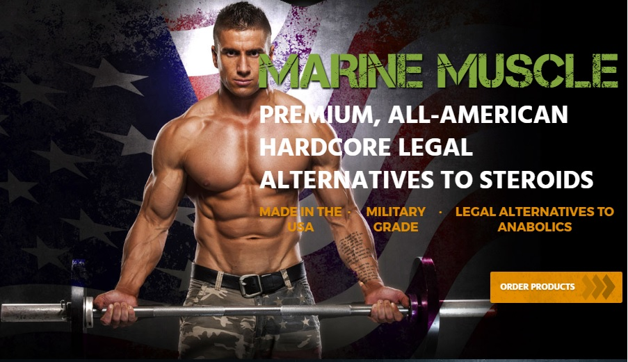 Marine Muscles