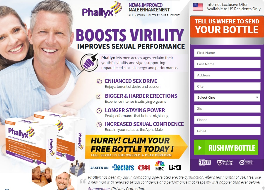 Phallyx Male Enhancement