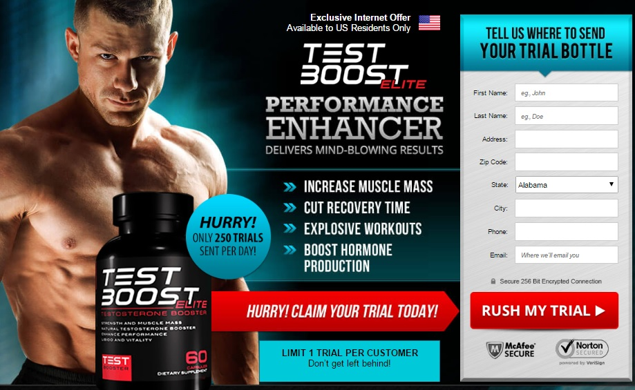 Booster Fitness Test