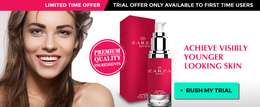 Zarza revive serum