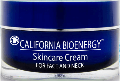 California Bioenergy Skin Care Cream