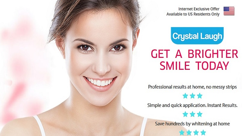 Crystal Laugh Teeth Whitening Pen Reviews Side Effects Price